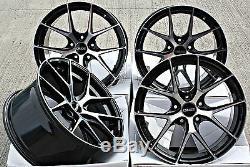 Wheels 18 Alloy Cruize Gto Bp Alfa Romeo 159 5x110 Et32 Brembo