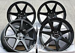 Wheels 18 Alloy Cruize Z1 MB Alfa Romeo 159 Brera Giulietta Giulia