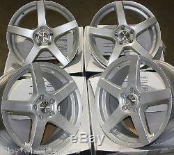 16 Tr Rythme Roues Alliage pour 5x98 Alfa Romeo 147 156 164 Gt Fiat 500 500l