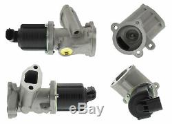 AGR Vanne Exhaust Gas Recirculation pour Opel Astra H Lancia Fiat Alfa Romeo 1.3