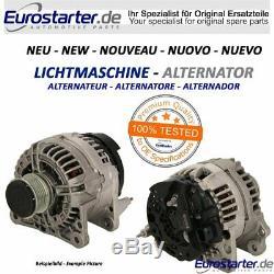 ALTERNATEUR EUROSTARTER NOUVEAU 1210314AM(1) FüR ALFA ROMEO, FIAT, OPEL, VAUXHA