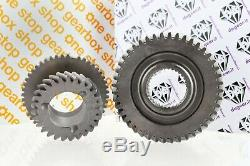 Alfa Romeo, Vauxhall, Fiat M32/M20 Vitesse 6TH Gear Paire 27/47 Dents da gear