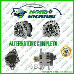 Alternateur Nouveau Complet Alfa Romeo Mito 1.3 Multijet