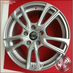 Astral Si 1 Jante Alliage Nad 6,5j 16 5x110 Et35 Alfa Romeo Fiat Opel Italy