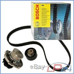 Bosch Kit De Distribution + Pompe Eau Alfa Romeo Mito 1.4