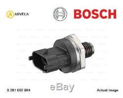 Capteur Pression Carburant pour Opel Iveco Opel Fiat Lancia LDV Z 17 Dth Bosch