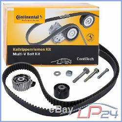 Contitech Kit De Distribution Alfa Romeo 147 156 1.9 Jtdm + Jtd