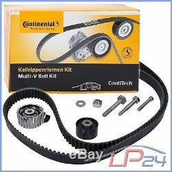 Contitech Kit De Distribution Alfa Romeo Spider 2.0 Jtdm 09