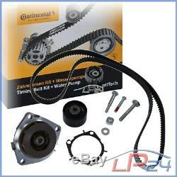 Contitech Kit De Distribution+pompe À Eau Alfa Romeo 147 1.9 Jtdm 156 1.9 Jtd