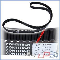 Contitech Kit De Distribution+pompe À Eau Alfa Romeo 159 1.9 Jtdm