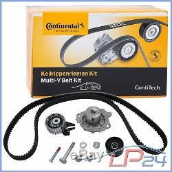 Contitech Kit De Distribution+pompe À Eau Alfa Romeo Fiat Opel Saab 32108957