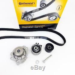 Contitech Zahnriemensatt Complet Pompe à Eau Alfa Romeo Fiat 1.9JTD CT968WP2
