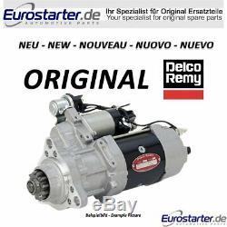 DÉMARREUR DELCO REMY NOUVEAU ORIGINAL 8000048 FüR ALFA ROMEO, FIAT, OPEL, VAUX