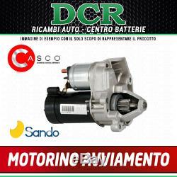 Démarreur CASCO CST60130AS ALFA ROMEO FIAT OPEL VAUXHALL