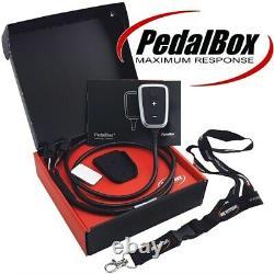 Dte Système Pedal Box Avec Porte-Clés Pour Alfa Romeo Cadillac Chevrolet Fiat M