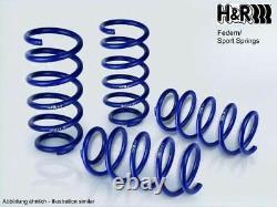 H&r Ressorts Sport Pour Alfa Romeo Mito 955 À 850kg Année Fab. 07/08- 35-40mm