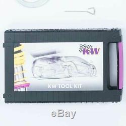 KW Kit Combinés filetés V1 inox 10240017 pour ALFA ROMEO Mito