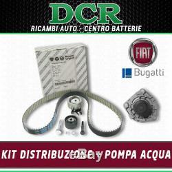 Kit Courroie De Distribution EO FIAT+Pompe À Eau BUGATTI ALFA ROMEO MITO 955
