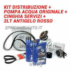 Kit Courroie de Distribution, Pompe Eau Original Alfa Romeo 159 939 1.9 Jtdm 8V