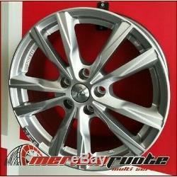 Reds K2 Kit 4 Jantes En Alliage Nad 18 5x110 Et38 Pour Alfa Romeo Spider Brera