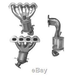 Retec Pot Catalytique 06.60.058 avant pour Alfa Romeo Fiat Opel