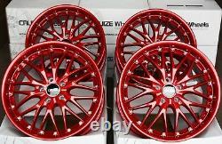 Roues Alliage 18 CRUIZE 190 Fcr Pour Alfa Romeo 159 Brera Giulietta Giulia 8C
