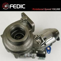 Turbine BV35 54359710027 for Opel Fiat Alfa-Romeo Lancia 1.3 CDTi 75 Kw SJTD