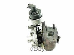 Turbocompresseur ALFA-ROMEO CHEVROLET FIAT LANCIA OPEL 1.3Diesel 54359700027