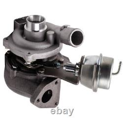 Turbocompresseur pour Alfa Romeo Fiat Lancia Opel 1.3 CDTi JTDM 66 kW 55198317
